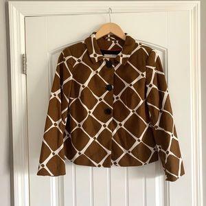 Boden Textured Cotton Blazer